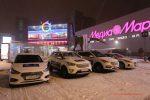 """Новогодний праздник от Hyundai """"Агат"""" в ТРЦ Акварель"""