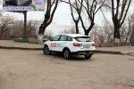 Тест-драйв Lada Vesta SW Cross 27