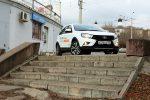 Тест-драйв Lada Vesta SW Cross 30