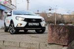 Тест-драйв Lada Vesta SW Cross 32