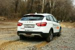 Тест-драйв Lada Vesta SW Cross 40