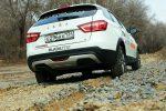 Тест-драйв Lada Vesta SW Cross 41