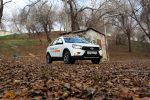 Тест-драйв Lada Vesta SW Cross