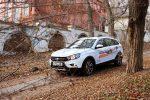 Тест-драйв Lada Vesta SW Cross 56