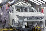 Завод Nissan Leaf 2018 02