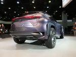 кроссовер Lexus UX в США 2018 02