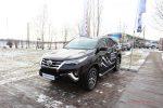 тест-драйв Land Cruiser's Land в Волгограде Фото 11