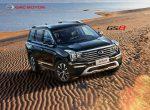 GAC Motor's flagship model 7-seat SUV GS8 (PRNewsfoto/GAC Motor)