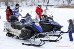 Снежный уикенд от Yamaha Агат в Волгограде 36