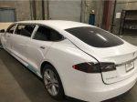 Tesla Model S лимузин 2017 02