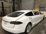 Tesla Model S лимузин 2017 03