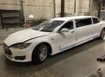 Tesla Model S лимузин 2017 04