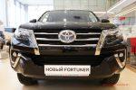 Тест-драйв Toyota Fortuner 2018 03