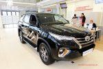Тест-драйв Toyota Fortuner 2018 08