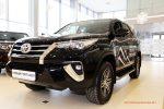 Тест-драйв Toyota Fortuner 2018 09