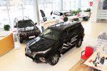 Тест-драйв Toyota Fortuner 2018 12