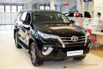 Тест-драйв Toyota Fortuner 2018 21