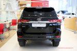 Тест-драйв Toyota Fortuner 2018 23