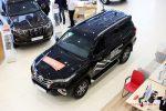 Тест-драйв Toyota Fortuner 2018 24