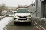 Тест-драйв Toyota Fortuner 2018 29