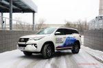 Тест-драйв Toyota Fortuner 2018 31