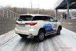 Тест-драйв Toyota Fortuner 2018 32