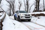 Тест-драйв Toyota Fortuner 2018 63