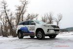Тест-драйв Toyota Fortuner 2018 67