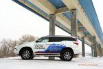 Тест-драйв Toyota Fortuner 2018 70
