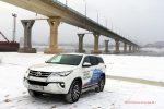 Тест-драйв Toyota Fortuner 2018 72