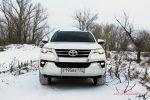Тест-драйв Toyota Fortuner 2018 74