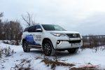 Тест-драйв Toyota Fortuner 2018 75