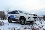 Тест-драйв Toyota Fortuner 2018 76