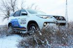 Тест-драйв Toyota Fortuner 2018 83