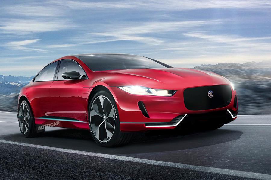 Флагманский Jaguar XJ будет возрожден в виде электрического суперкара