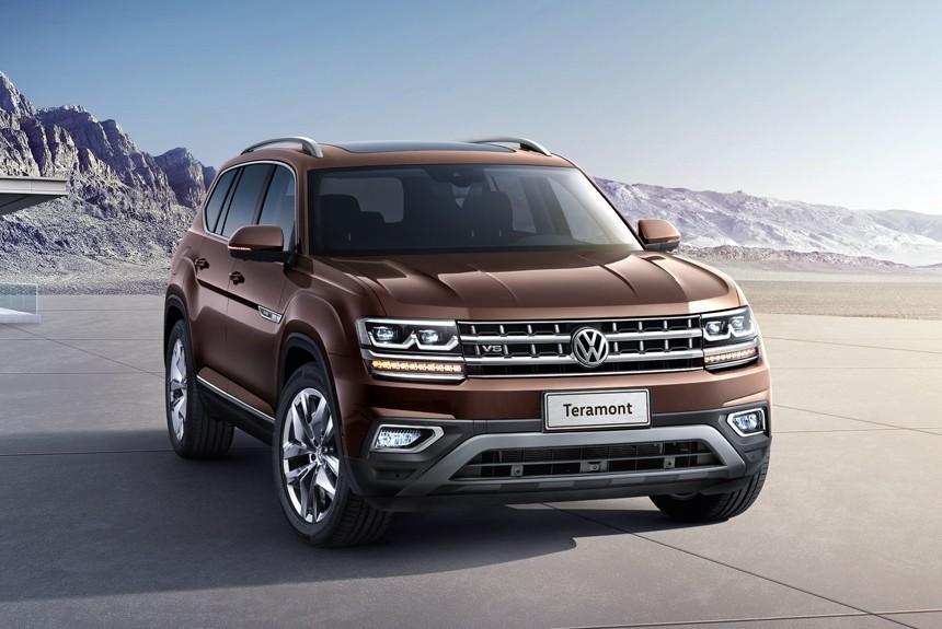VW поведал оновинках 2018 года для Российской Федерации