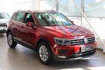 Тест-драйв Volkswagen Tiguan 2018 08