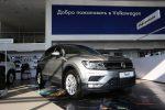Тест-драйв Volkswagen Tiguan 2018 12
