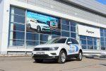 Тест-драйв Volkswagen Tiguan 2018 17