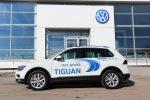 Тест-драйв Volkswagen Tiguan 2018 19