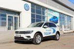 Тест-драйв Volkswagen Tiguan 2018 20