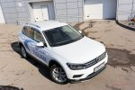 Тест-драйв Volkswagen Tiguan 2018 22