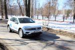 Тест-драйв Volkswagen Tiguan 2018 50