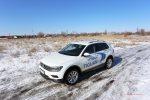 Тест-драйв Volkswagen Tiguan 2018 64