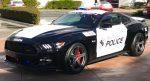 полицейский Saleen S302 Police Mustang 2018 01