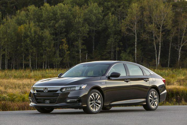 Новый Honda Accord Hybrid