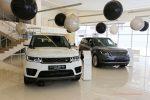 Презентация новых Range Rover и Range Rover Sport в Арконт
