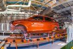 АвтоВАЗ возобновил производство автомобилей Lada Vesta