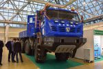 КамАЗ завершает испытания вездехода КАМАЗ-Арктика