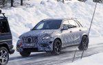 Следующий Mercedes-AMG GLE 63 украдет покупателей у BMW